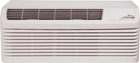 Amana PTHx3G25AXXX Packaged Terminal Air Conditioner with x Cooling Capacity and x Heat Pump, 2.5 kW Electric Heat Backup, Quiet Operation, R410A Refrigerant, Thru the Wall Chassis, 230/208 Volts, 15 Amps
