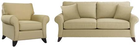 Bassett Furniture 3972FCFC1161SC Tyson Living Room Sets