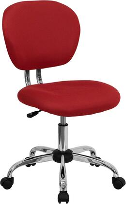 """Flash Furniture H2376FREDGG 23.5"""" Adjustable Contemporary Office Chair"""