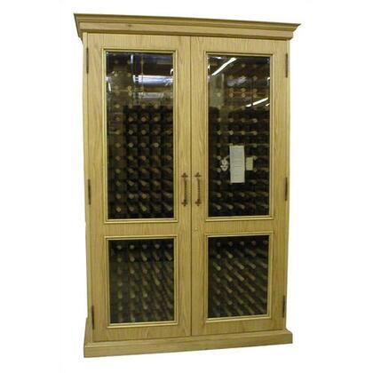 "Vinotemp VINO700ENGLISHRB 59""  Wine Cooler"