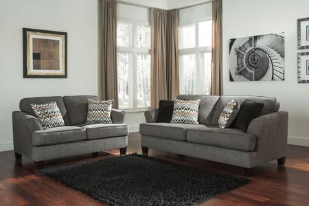 Milo Italia MI8857SLSTEE Xzavier Living Room Sets