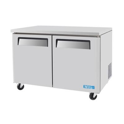 """Turbo Air MUF48 48.25""""  Commercial Undercounter Freezer"""