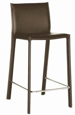 Wholesale Interiors ALC1822A75BROWN  Bar Stool
