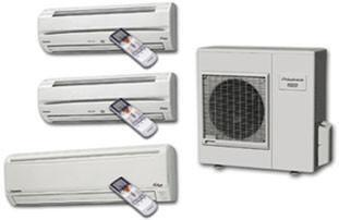 Friedrich M27TYF Mini Split Air Conditioner Cooling Area,