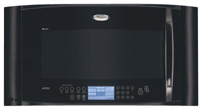 Whirlpool GH7208XRB 2 cu. ft. Capacity Over the Range Microwave Oven