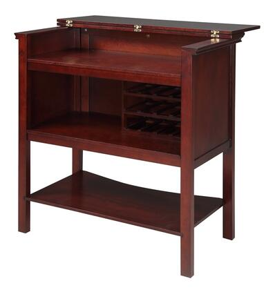 """Powell 665473 Miscellaneous Bars & Game Room Series 40"""" Home Bar,"""
