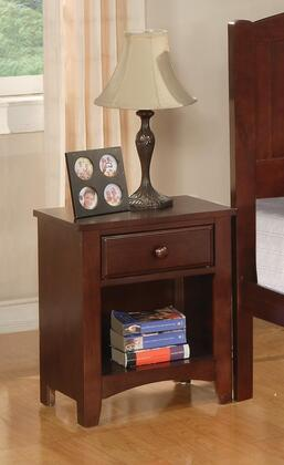 Coaster 400292 Parker Series Rectangular Wood Night Stand