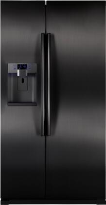 Samsung Appliance RSG257AABP Freestanding Side by Side Refrigerator |Appliances Connection