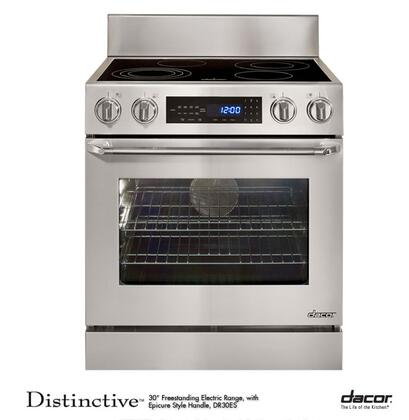 "Dacor DR30ES 30"" Distinctive Series Electric Freestanding"