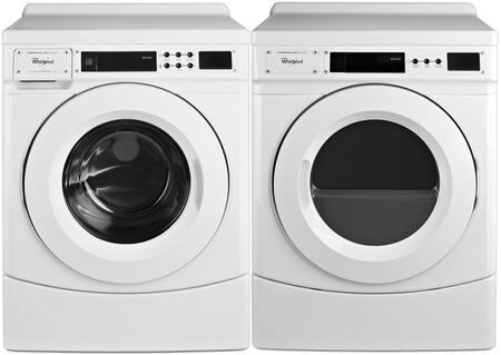 Whirlpool 963697 Washer and Dryer Combos