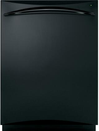 """GE PDWT200VBB 24"""" Profile Series Built-In Fully Integrated Dishwasher  Appliances Connection"""