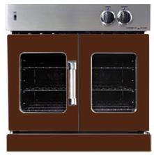 American Range AROFG30HB Single Wall Oven, in Brown