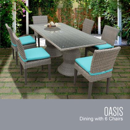 OASIS RECTANGLE KIT 6C ARUBA