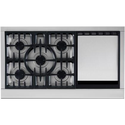 DCS CPU485GDL Professional Series Gas Sealed Burner Style Cooktop