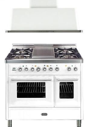 Ilve 721583 Majestic Techno Kitchen Appliance Packages