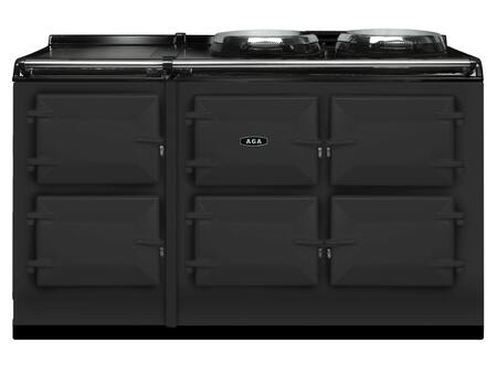 AGA ATC5PWT Total Control Series Slide-in Electric Range with  in Pewter