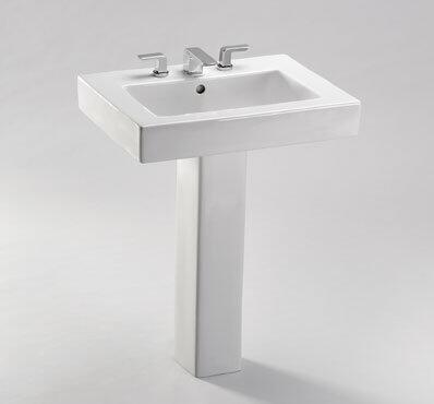 Toto LT315G#12 Pedestal Lavatory