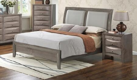 Glory Furniture G1505AQBCHN G1505 Queen Bedroom Sets