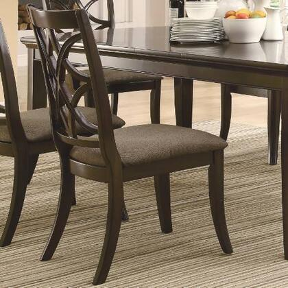 Coaster 103532 Meredith Series Transitional Not Upholstered Wood Frame Dining Room Chair