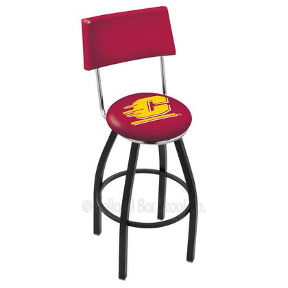 Holland Bar Stool L8B430CENMIC Residential Vinyl Upholstered Bar Stool
