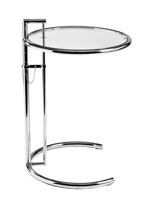 Euro Style 08011 Eileen Gray Series  End Table