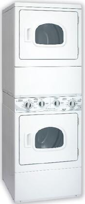 Speed Queen ASE30F  Electric Dryer, in White