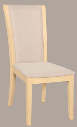 Chintaly CAROLINESC2SET Caroline Dining Room Chairs