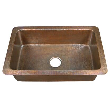 Barclay 6921AC Copper Bath Sink