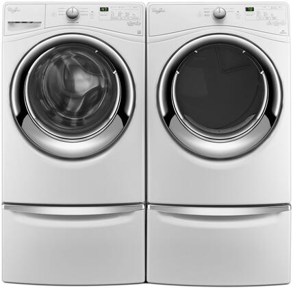Whirlpool 751154 Washer and Dryer Combos
