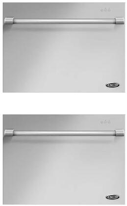 Picture of 2X DD24SVT7 24 Single Dishdrawer with Handle  7 Place Settings  9 Wash Cycles  44 dBA Operation  Quiet Dry  ADA Compliance  Concealed Wash Cycle Control Panel