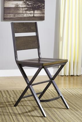 Signature Design by Ashley D469124 Kavara Series Residential Not Upholstered Bar Stool