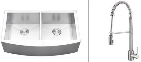 Ruvati RVC2466 Kitchen Sink