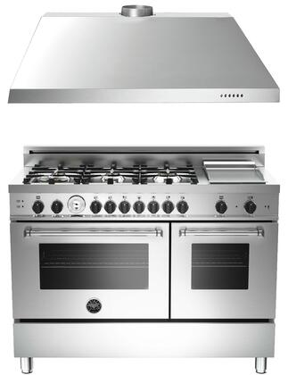 Bertazzoni 663841 Kitchen Appliance Packages