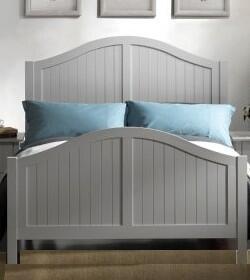 Yuan Tai AV1378T Avalon Series  Twin Size Panel Bed