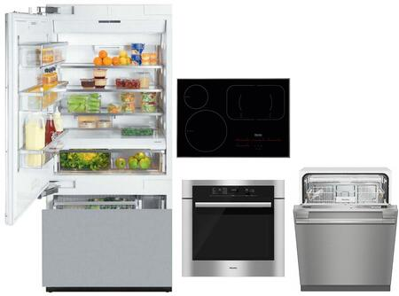 Miele 810278 Kitchen Appliance Packages