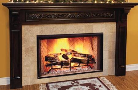 Majestic SB44 Biltmore Series Direct Vent Woodburning Fireplace