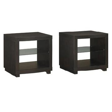Tresanti EC2050OT22E451 Brockton Series  End Table