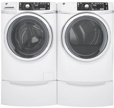 GE 733812 Washer and Dryer Combos