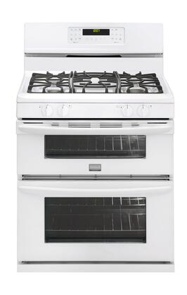 """Frigidaire FGGF301DNW 30"""" Gallery Series Gas Freestanding 