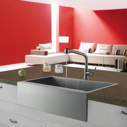 Vigo VG14028 Kitchen Sink