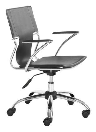 Zuo 20518 Trafico Collection Office Chair in