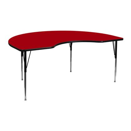 Flash Furniture XUA4872KIDNYREDTAGG