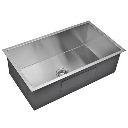 Water Creation SSU3319A Stainless Steel Kitchen Sink