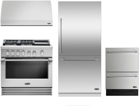DCS 719489 Kitchen Appliance Packages