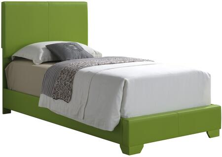 Glory Furniture G1807TBUP  Twin Size Panel Bed