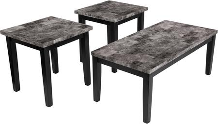 Maysville 3 Piece Occasional Table Set