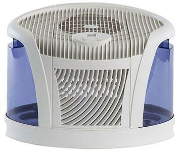 Picture of 3D6 100 Table Top Mini-Console Evaporative Humidifier with 1800 sq ft Coverage  55 Gallon Daily Output  28 Tank Capacity  4 Fan Speeds  Adjustable