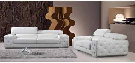 VIG Furniture VGBN2726B Modern Leather Living Room Set