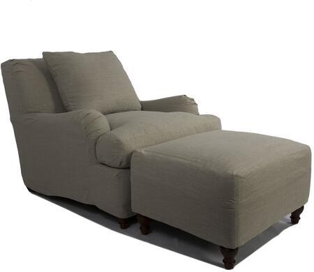 Sunset Trading SU11642030220591 Seacoast Living Room Chairs