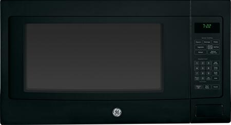 "GE Profile PEB7226 24"" 2.2 cu. ft. Capacity Built-In 1200 Watt Microwave Oven, Sensor Cooking, Auto & Time Defrost, Extra-large 16"" Turntable, Instant Controls, in"